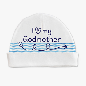 Personalized Love Heart Baby Cap