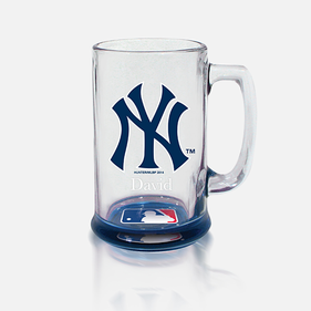 Personalized MLB Bottoms-Up Mug