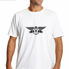 Personalized Monogram Pigskin with Wings T-Shirt
