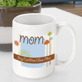 Personalized Mug for Cool Moms