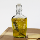 Personalized Olive Oil Bottle