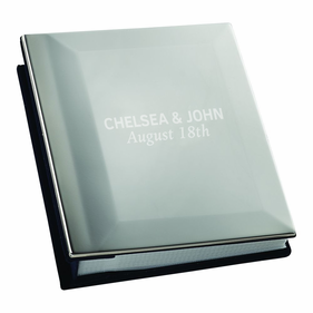 Personalized Polished Cover Album