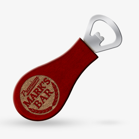 Personalized Premium Magnetic Bottle Opener
