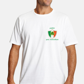 Personalized Shamrock T-Shirt for Men