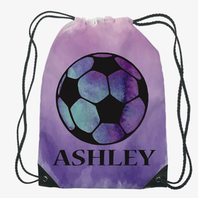 Personalized Drawstring Bag - Monogram Online