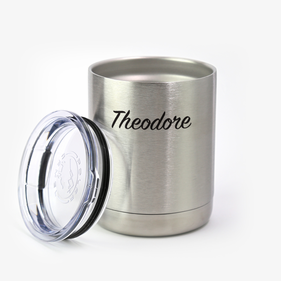 Personalized Steel Vacuum Insulated Small Tumbler