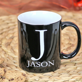 Personalized Ceramic Mug