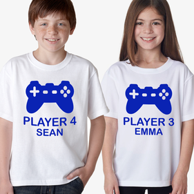 Player Control Customized T-Shirt