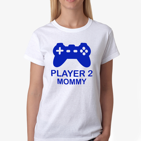 Player Control Customized Women's T-Shirt