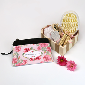 Relaxation Custom Cosmetic Bag Gift Basket