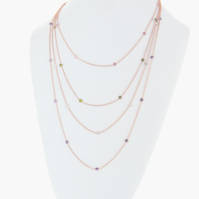 Set of 4 Graduated Necklaces