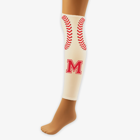 Softball/Baseball Custom Sports Compression Leg Sleeve