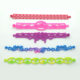 "Tattoo Bandz Bracelets ""Princess"" 5 Packs"
