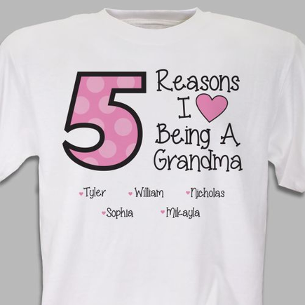 The Reasons T-shirt