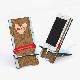 Tree Of Love Custom Cell Phone Stand
