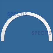 "Spectis AT1011-3.5-68 Arch Top 68"" inside Diameter"