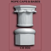 Rope Caps and Bases