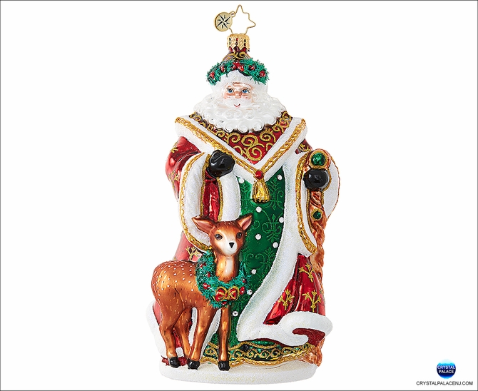 (SOLD OUT) My Deer Santa