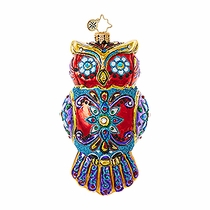 (SOLD OUT) Ornate Owl