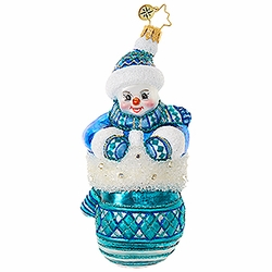 (SOLD OUT) Snowpack Snowman