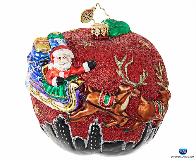 (SOLD OUT) New York Santa's Big Apple
