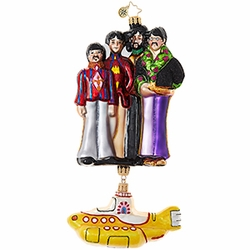 Yellow Submarine with The Beatles