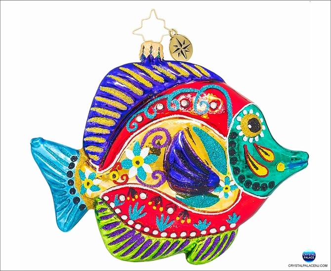 (SOLD OUT) Fish With A Flourish