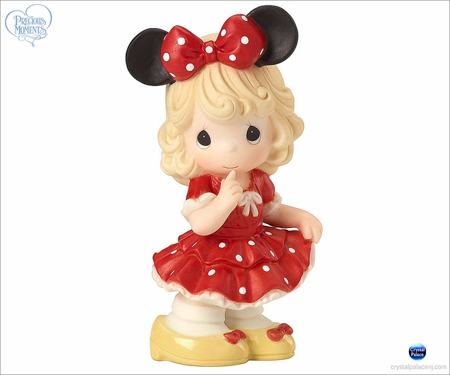 Disney Minnie Mouse You Fill My World With Sunshine