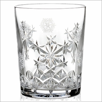 2013 Waterford Snowflake Wishes Goodwill DOF Glass