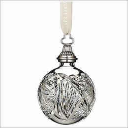 (SOLD OUT) 2014 Waterford Times Square Ball Ornament