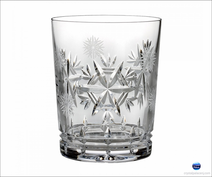 2015 Waterford Snowflake Wishes Health DOF Glass