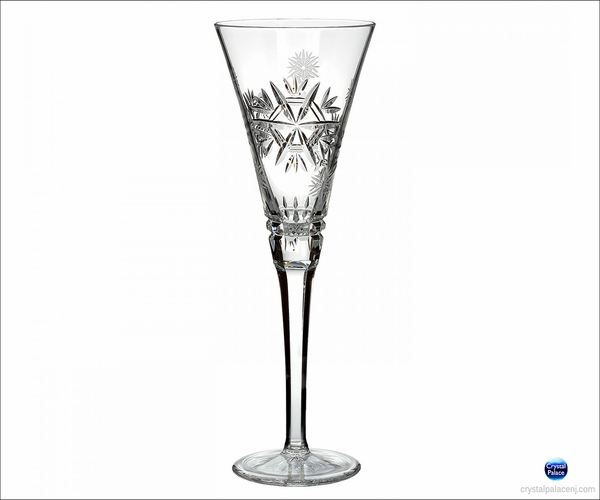 2015 Waterford Snowflake Wishes Health Flute