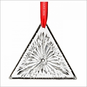 (SOLD OUT) 2016 Times Square Triangle Disk Ornament