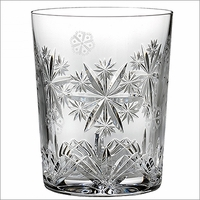 (SOLD OUT) 2016 Waterford Snowflake Wishes Serenity DOF Glass, Clear