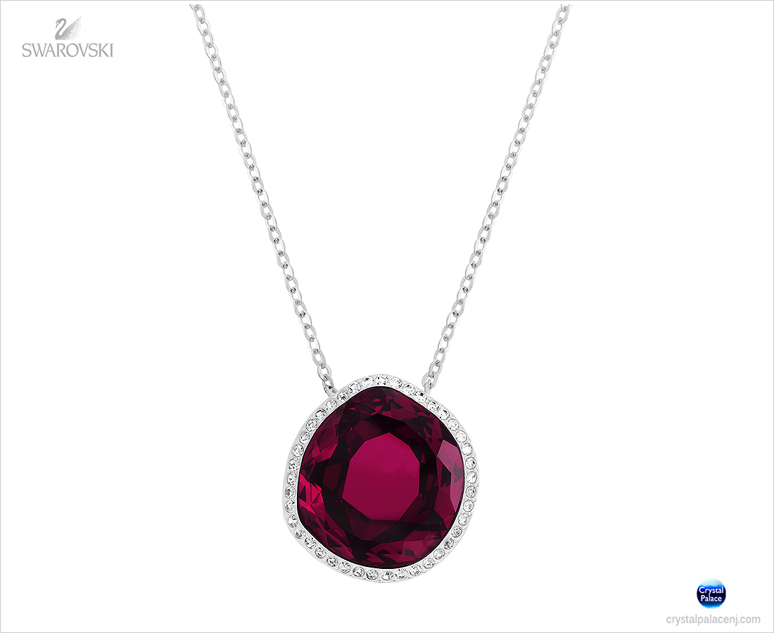 5070893 Swarovski Jewelry Breeze Red Necklace 31156316e2