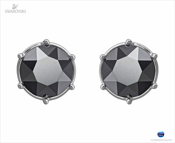 Swarovski  Typical Pierced Earrings