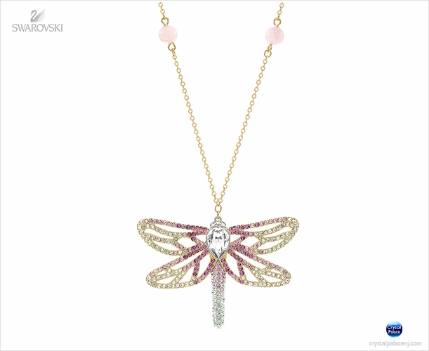 Candy Dragonfly Large Pendant