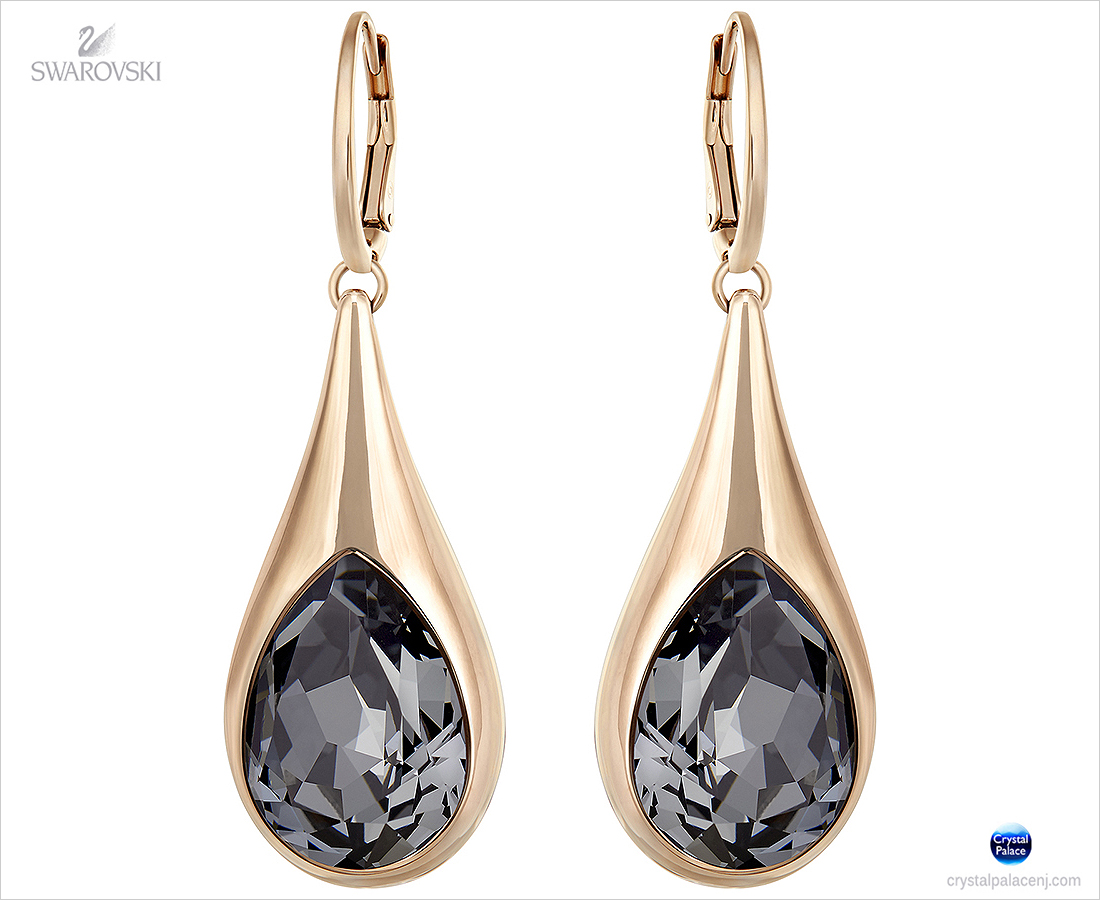 5142067 swarovski jewelry drop pierced earrings. Black Bedroom Furniture Sets. Home Design Ideas
