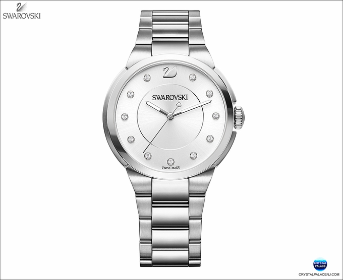 (SOLD OUT) City Simple White Bracelet Watch
