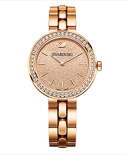 (SOLD OUT) Daytime Peach Bracelet Watch