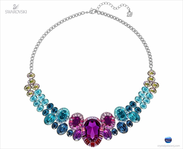 Swarovski Eminence Medium Necklace