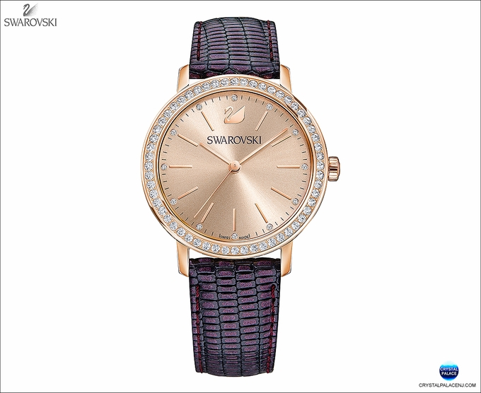 Graceful Lady Watch Purple