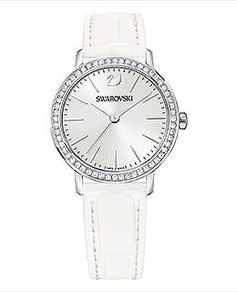 (SOLD OUT)  Graceful Mini Watch White