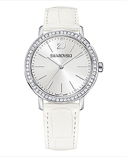 (SOLD OUT)  Graceful Lady Watch White