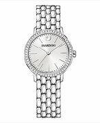 Graceful Mini Watch Silver Tone