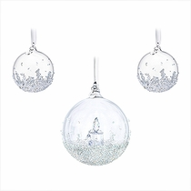(SOLD OUT) Christmas Ball Ornamen Set <br>Annual Edition 2017