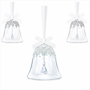Christmas Bell Ornament Set Annual Edition 2017