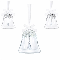 (SOLD OUT)  Christmas Bell Ornament Set Annual Edition 2017