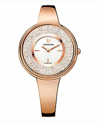 Crystalline Pure Watch Rose Gold Tone