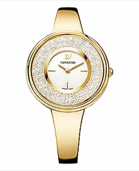 Crystalline Pure Watch Gold Tone